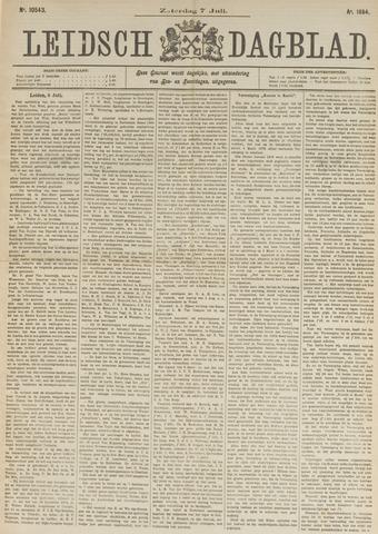 Leidsch Dagblad 1894-07-07