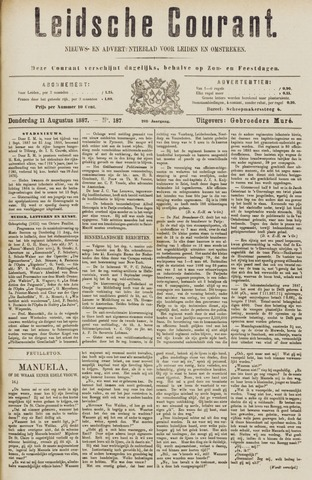 Leydse Courant 1887-08-11