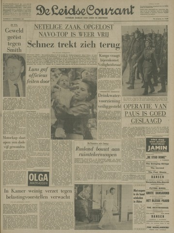 Leidse Courant 1967-11-04