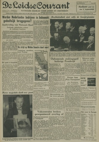 Leidse Courant 1958-03-29