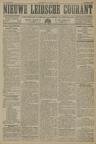 Nieuwe Leidsche Courant 1927-08-08
