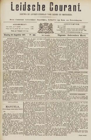 Leydse Courant 1887-08-30