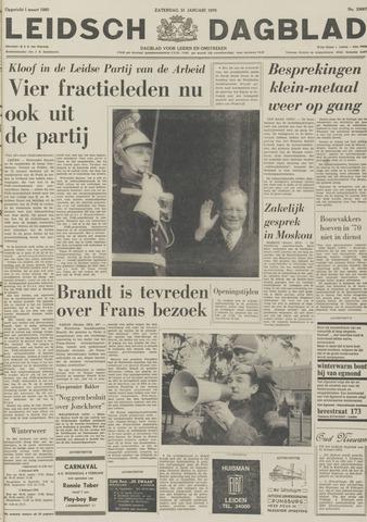 Leidsch Dagblad 1970-01-31
