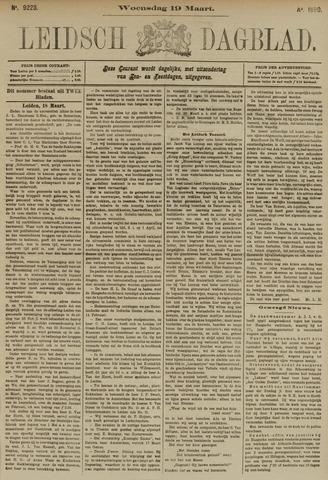 Leidsch Dagblad 1890-03-19