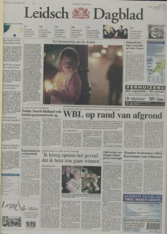 Leidsch Dagblad 1999-12-01