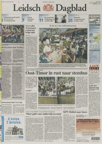 Leidsch Dagblad 1999-08-30