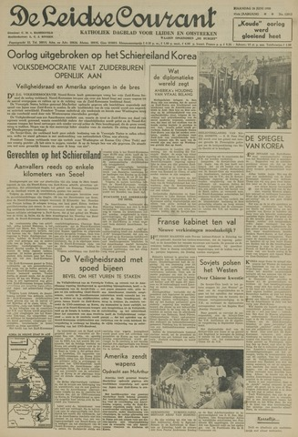 Leidse Courant 1950-06-26