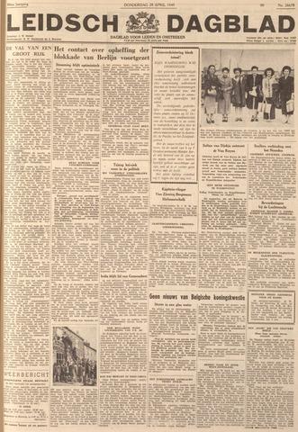 Leidsch Dagblad 1949-04-28