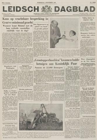 Leidsch Dagblad 1955-11-02