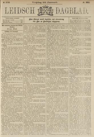 Leidsch Dagblad 1892-01-22