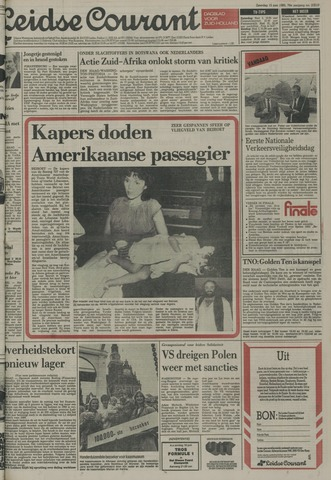Leidse Courant 1985-06-15