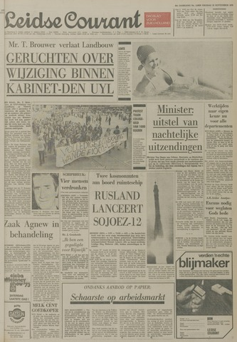 Leidse Courant 1973-09-28