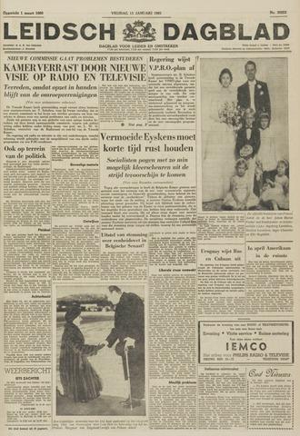 Leidsch Dagblad 1961-01-13