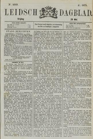 Leidsch Dagblad 1875-05-28