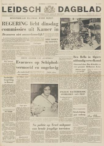 Leidsch Dagblad 1962-08-04