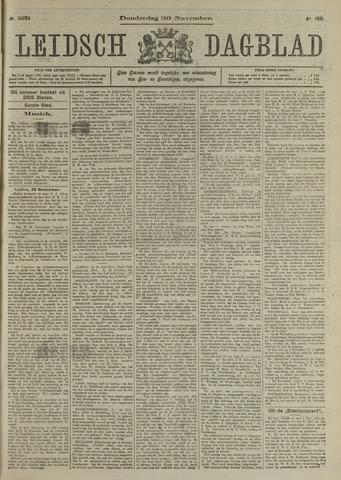 Leidsch Dagblad 1911-11-30