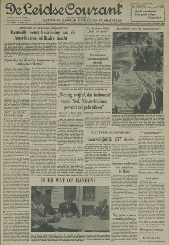 Leidse Courant 1961-07-11