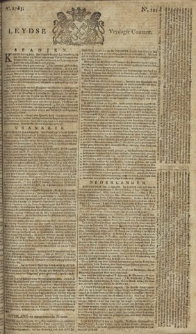 Leydse Courant 1765-08-23