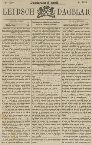 Leidsch Dagblad 1885-04-02