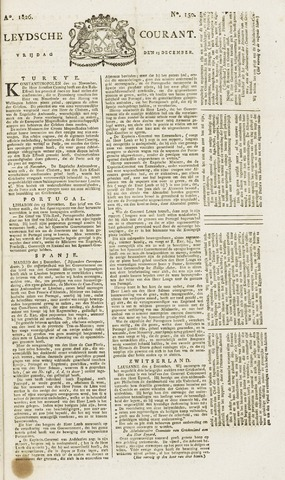 Leydse Courant 1826-12-15