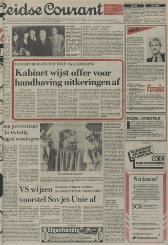 Leidse Courant 1983-11-19