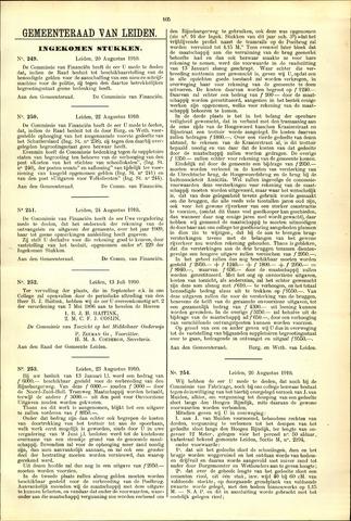 Handelingen van de Raad 1910-08-20