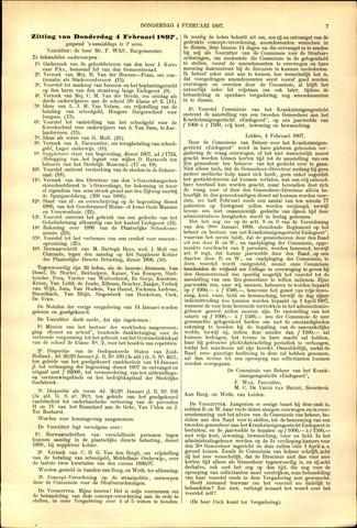 Handelingen van de Raad 1897-02-04
