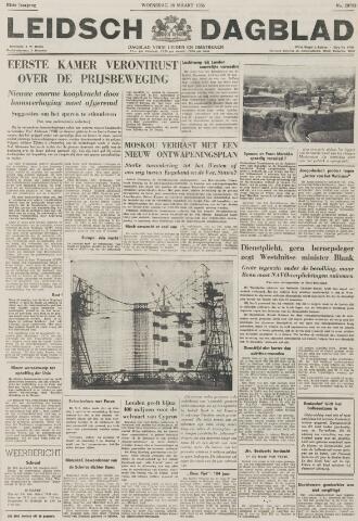 Leidsch Dagblad 1956-03-28