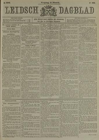 Leidsch Dagblad 1909-03-05