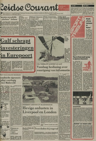 Leidse Courant 1981-07-06