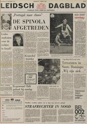 Leidsch Dagblad 1974-09-30