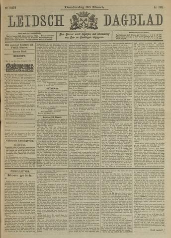 Leidsch Dagblad 1911-03-30