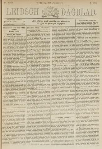 Leidsch Dagblad 1893-01-13