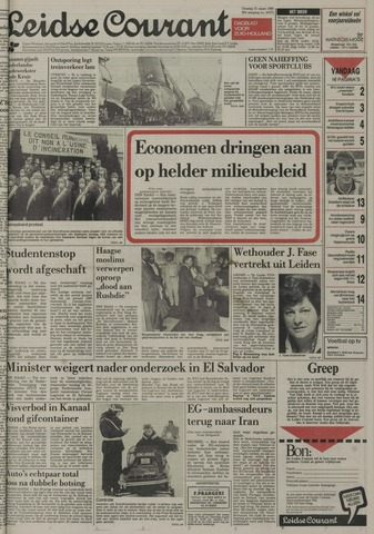 Leidse Courant 1989-03-21
