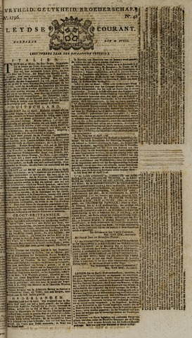 Leydse Courant 1796-04-20