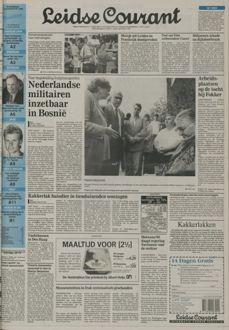 Leidse Courant 1992-08-12