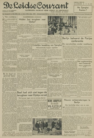 Leidse Courant 1949-05-27