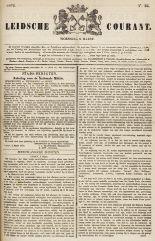 Leydse Courant 1872-03-06