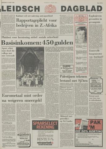 Leidsch Dagblad 1985-06-18