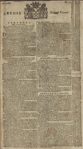 Leydse Courant 1760-02-08