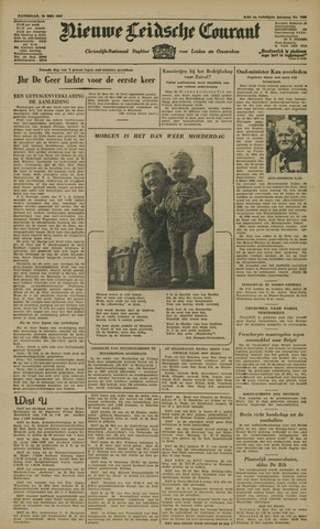 Nieuwe Leidsche Courant 1947-05-10