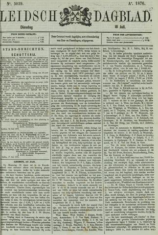 Leidsch Dagblad 1876-07-18