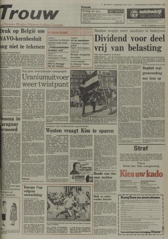 Nieuwe Leidsche Courant 1980-09-18