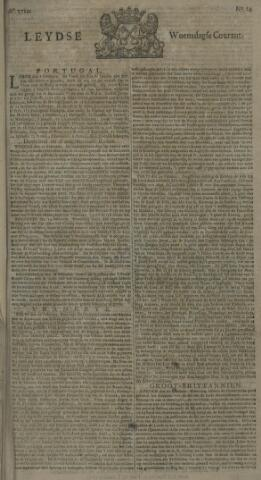 Leydse Courant 1722-02-25