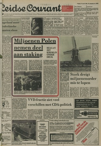 Leidse Courant 1981-03-27
