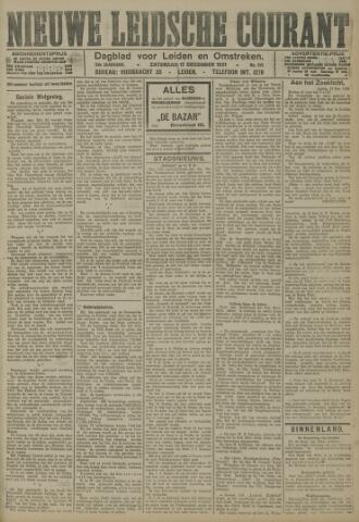 Nieuwe Leidsche Courant 1921-12-17