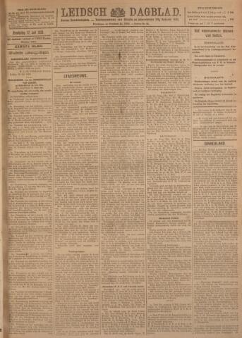 Leidsch Dagblad 1923-07-12
