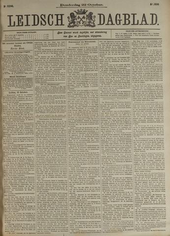 Leidsch Dagblad 1896-10-22