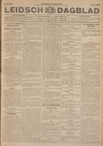 Leidsch Dagblad 1926-08-14