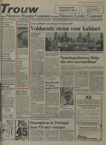 Nieuwe Leidsche Courant 1975-10-08